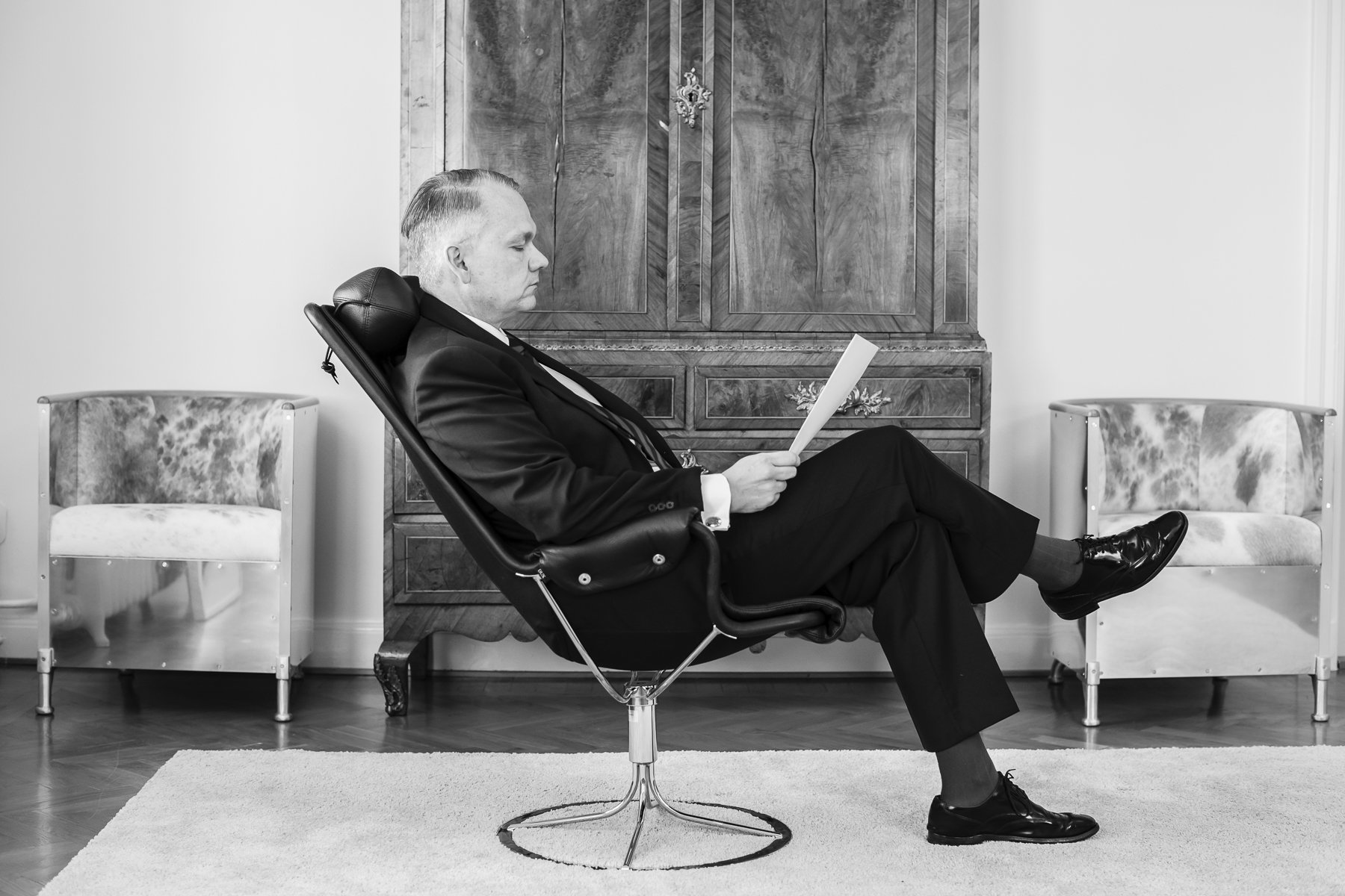 Erik M Gabrielsson